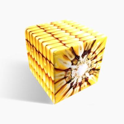 Corn cube seat