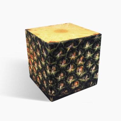 Pineapple cube 1