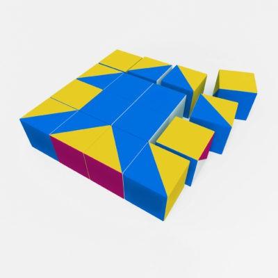 Nikitin Cubes