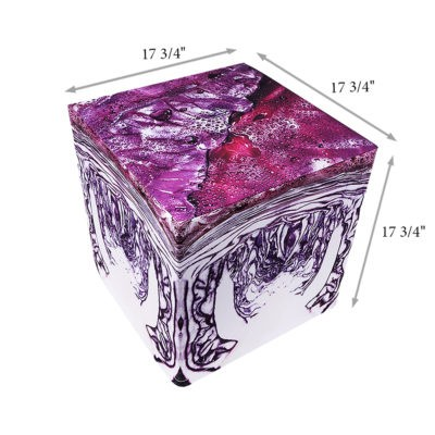 cabbage cube seat