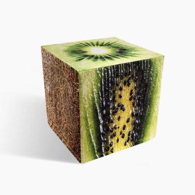 Kiwi cube 1