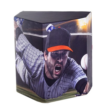 Baseball Home Plate 3D Strike Zone Seat
