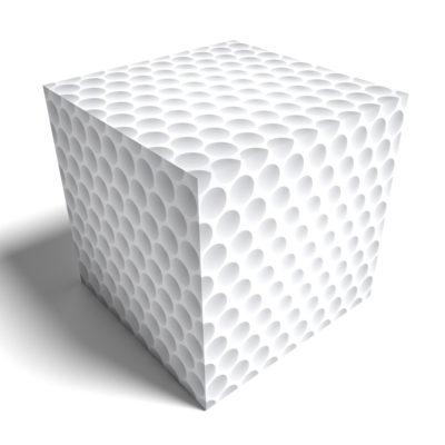 Golf-Cube
